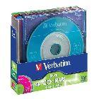 CD-RW «Verbatim», 8cm colour 2x-4x