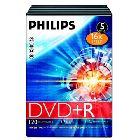 Диск «DVD+R Philips 4.7Gb 16x» Slim Video Box