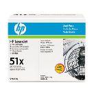 Картридж «HP», 2 картриджа(Q7551XD)