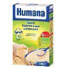 Каша пшеничная «Humana», молочная (250г.)