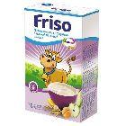Каша пшеничная с 5 фруктами «Friso», (250г.)