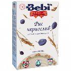 Каша рис-чернослив «Bebi Premium», безмолочная (200г.)