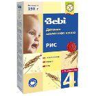 Каша рисовая «Bebi», молочная (250г.)