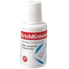 Корректирующая жидкость «Erich Krause», 20мл, на спиртовой основе (5)