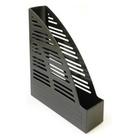 Лоток для бумаг «Унипласт-65», вертикальный, черный (0220415)