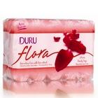 Мыло туалетное «Duru Flora» 5 шт/уп. (75г)
