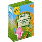 Низкоаллергенная кукурузная кашка «Heinz», безмолочная (200г)