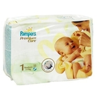 Подгузники «Pampers Premium Care 1 » Newborn 2-5 кг (33 шт.)