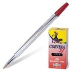 Ручка шариковая «Universal Corvina» (красный)