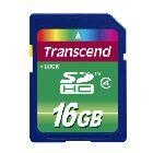 SD карта «Transcend», 16Gb Class 4