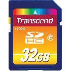 SD карта «Transcend», 32Gb Class 10