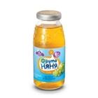 Сок «ФрутоНяня» из яблок и персиков неосветленный, (170 мл)