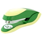 Степлер «Index Fusion», для скоб №24/6, цвет: зеленый, желтый (IFS720GN/YL)