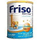 Сухая молочная смесь «Friso Фрисолак Голд 1», (400г)