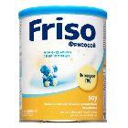Сухая молочная смесь «Friso Фрисосой», безлактозная (400г)